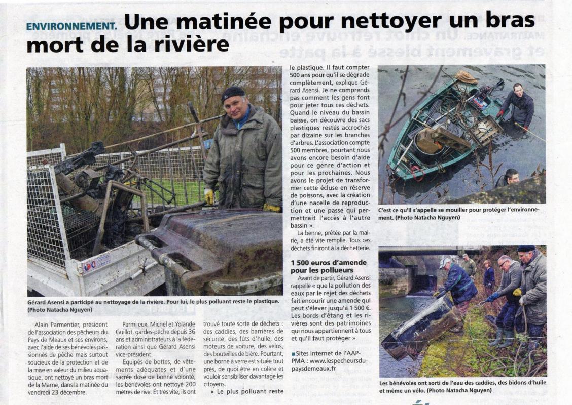 Article La Marne