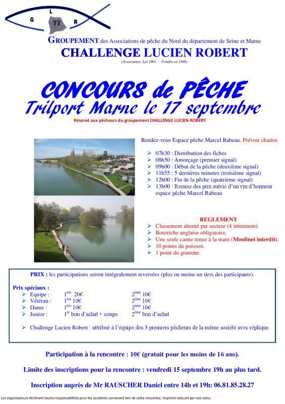 Affiche concours du 17 septembre 2017