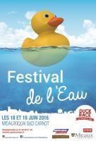Affiche Festival de l'Eau