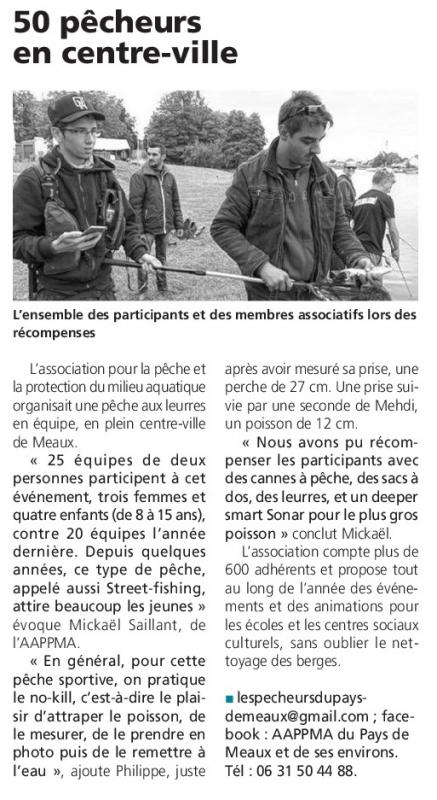 Article La Marne 2e Carnastreet