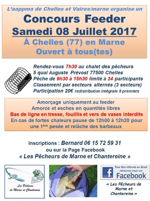 Concours chelles 8 juillet 2017