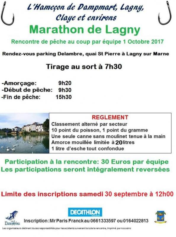 Marathon de lagny sur marne